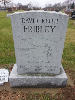LCpl David Keith Fribley