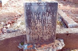 Mary Rose Morris