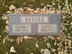 Myrtle Amanda Rogers