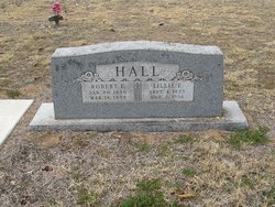 Lillie Elizabeth <i>Tubb</i> Hall
