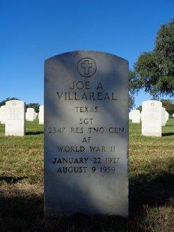 Joe A Villareal
