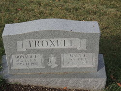 Donald Luther Troxell