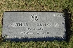 Arthur L Banks, Sr
