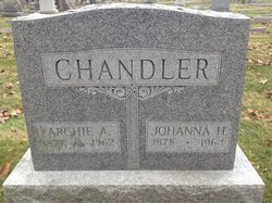 Archie Allen Chandler