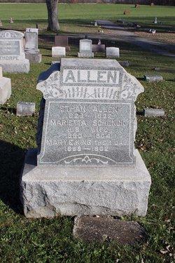 Laura A. <i>Grover</i> Allen