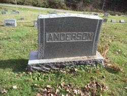 Vernie B <i>Keener</i> Anderson