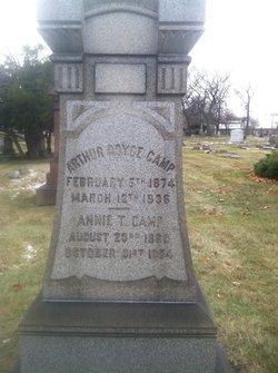 Annie T. <i>Thompson</i> Camp