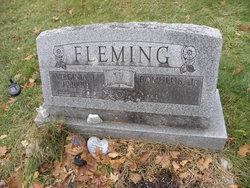 Virginia Ida Ginny <i>Parker</i> Fleming