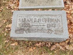 Sarah Elizabeth <i>Anderson</i> Huffman