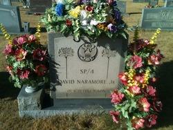 Spec David Zohleeh Naramore, Jr