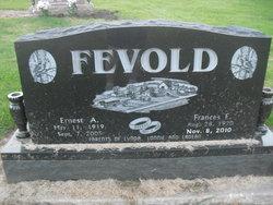 Frances Elaine <i>Helvik</i> Fevold