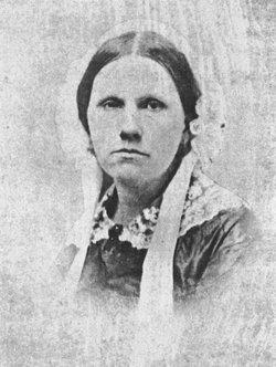 Sarah Ann <i>Reeves</i> Mudd