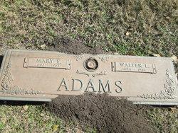Walter L. Adams