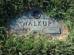Lemon Harold Walkup