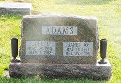 Janet Jo <i>Chandler</i> Adams