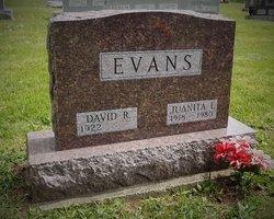 Juanita L <i>Lowery</i> Evans