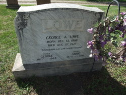 George A Lowe