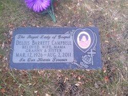 Delois <i>Barrett</i> Campbell