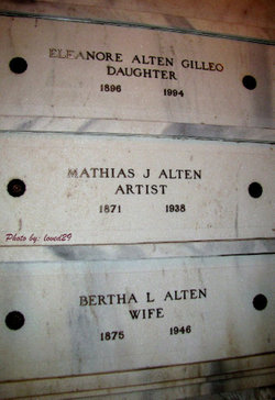 Eleanore <i>Alten</i> Gilleo