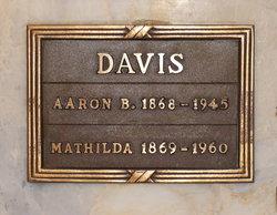 Aaron B Davis