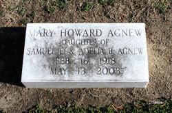 Mary Howard Agnew