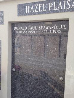 Donald Paul Seaward, Jr