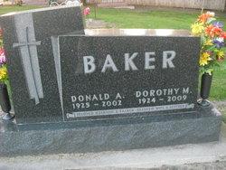 Dorothy Marie <i>Medearis</i> Baker