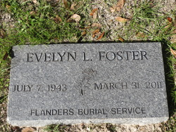 Evelyn Louise Foster