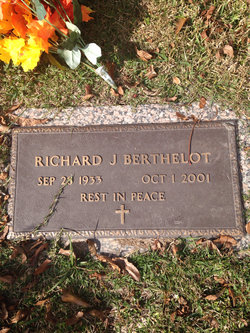 Richard Joseph Berthelot, Sr
