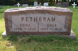 Edna Belle <i>Huyck</i> Petheram