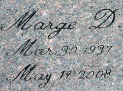 Marjorie Darlene <i>Norris</i> Blohm