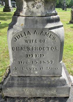 Julia Ann <i>Ames</i> Proctor