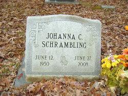 Johanna Christine Schrambling