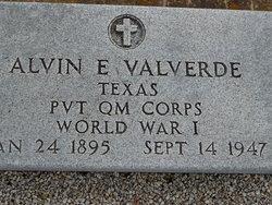 Alvin Ernest Valverde