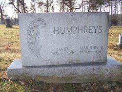 David E Humphreys