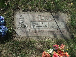 Hilda M <i>Lowe</i> Talbot