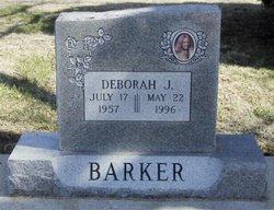 Debbie J <i>Thomas</i> Barker