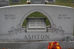 Ruth Virginia <i>Faith</i> Ashton