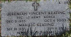 Jeremiah Vincent Keating