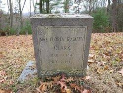 Flora C <i>Ramsey</i> Clark