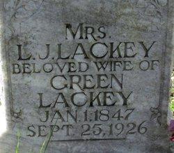 Lucinda Jane <i>Zumwalt</i> Lackey