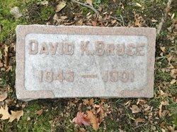 David K. Bruce