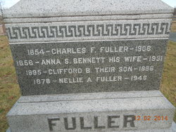 Anna S <i>Bennett</i> Fuller