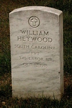 Pvt William Heywood