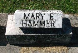 Mary E Hammer
