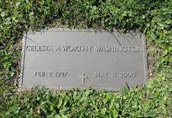 Ada Celesta Bea <i>Worthy</i> Washington