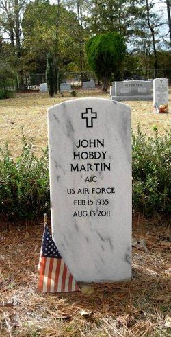 John Hobdy Martin