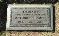 Arthur John Babbe