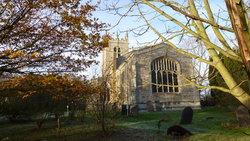 St Swithun Churchyard