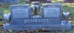 Ervine E. Anderson